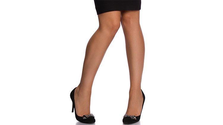 L'anca scatta? Misura la lunghezza delle gambe