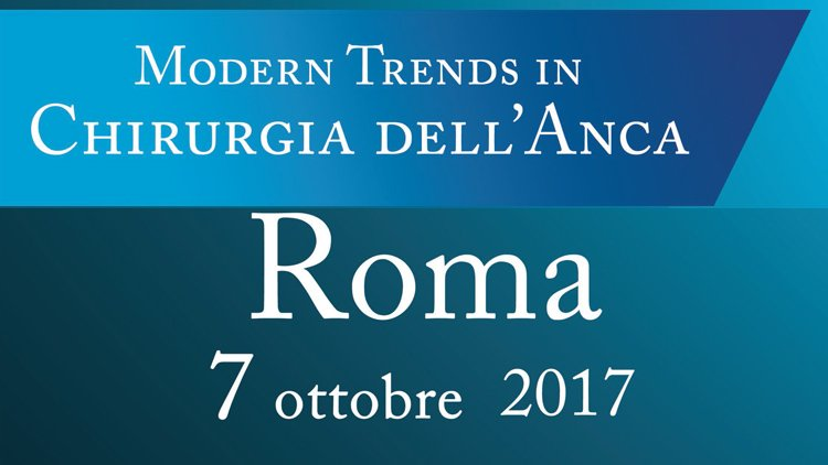 Modern Trends in Chirurgia dell'Anca