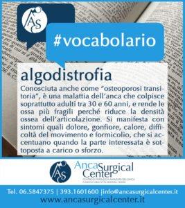 Algodistrofia Anca Surgical Center