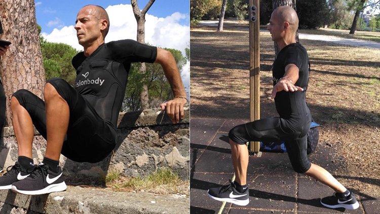 La storia di Marco, sportivo più di prima dopo gli interventi di artroscopia all'anca